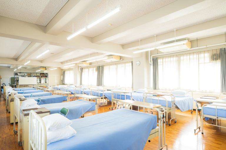 看護科実習室